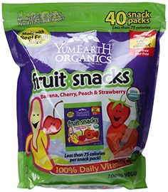 YumEarth Organics Gluten-Free Fruit Snacks with Real Fruit Juice, 40 Count YumEarth http://www.amazon.com/dp/B00I9OG0JO/ref=cm_sw_r_pi_dp_.tCMwb0P95QXN