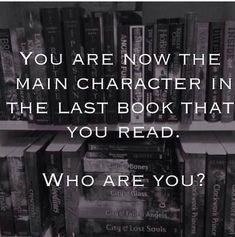 As pequenas e grandes alegrias da vida: tag literária - Quem é você?www.oslivrosdosprazeres.blogspot.com