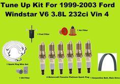 Tune Up Kit 9293 Honda Civic VX Spark Plug Wire Set, Oil