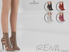 MJ95's Madlen Irena Shoes