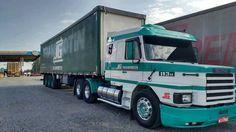 Scania 113M.