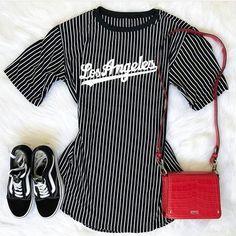 Teenage Outfits, Teen Fashion Outfits, Mode Outfits, School Outfits, Trendy Outfits, Dress Outfits, Girl Outfits, Dresses, Vetement Fashion