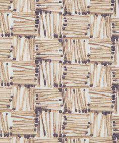 Strike B Saville Poplin, Liberty Art Fabrics