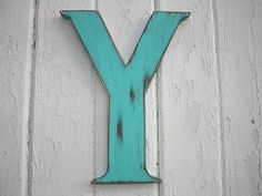 Rustic Wood Letter Y Initial Alphabet Wedding by LettersofWood, $32.00