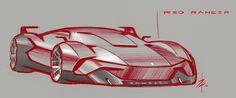 Transportation Design Demos | Tony Chen on Behance