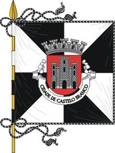 Bandeira de Castelo Branco