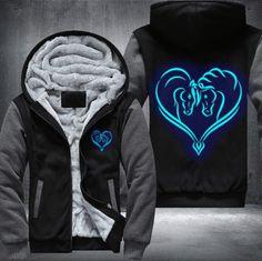 Unisex Teen Baseball Uniform Jacket Dog Paw Print Heartbeat Hoodie Coat Sweater Sweatshirt Back Print