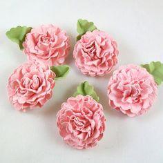 The Secret Life of Paper: Handmade Paper Flowers...a Tutorial
