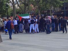 Pro-Palestinian demonstrations forbidden in Paris #manifGaza #manifestationPalestine @AliceKantor