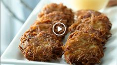 Latkes (Potato Pancakes) - Joy of Kosher