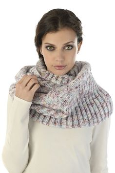 SCHWIING FOULARD AKELA CREME Turtle Neck, Sweaters, Fashion, Headscarves, Winter, Accessories, Fashion Styles, Moda, Sweater