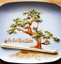 Food Art et Pop Culture – 34 créations de Tisha Cherry