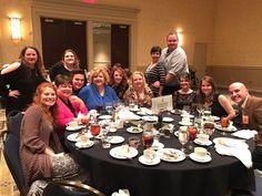 We won! SETC Awards Banquet. 2017