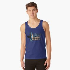 Cute Mermaid, American, Tshirt Colors, Chiffon Tops, Sleeveless Tops, Female Models, Classic T Shirts, Stitches, Suspenders