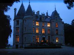 What a beautiful dream chateau