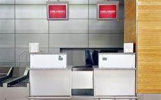 Client: Flughafen Cork Location: Cork Design: Flughafen Cork Year: 2005 #interior #airport #cork #design