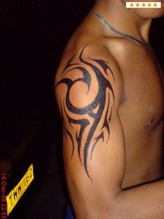 tribal-wave-tattoo-pictures-pictures.jpg (430×573)