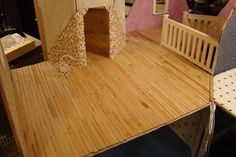 Attic Floor · Boards. More information & finished laying the attic floor boards | Building the Garfield ...