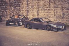 #Mazda_Rx7 #Slammed #Bagged #Stance #Modifies