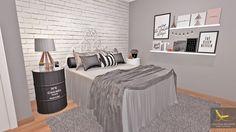 Preto, Branco, Cinza e Rose gold essa é a nova paleta de cores do meu quarto dos sonhos, com a ajuda de uma super designer e muito amor.@thaikaferreira_ @quartoterapia