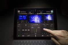 Djay Pro is the first app to really shine on the iPad Pro I've never wanted to be a DJ. But every time I open upDjay for iOS an app that lets you quickly mix together songs I get this feeling that it could be a lot of fun. The creators of Djay think that they've hooked a lot of people that way and they're hoping to help those people take the next step toward being a live DJ with their new appDjay Pro. Continue reading