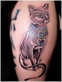 tatuagem egípcia