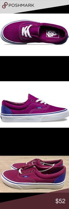 Vans Era Heel Pop Skate Magenta Purple & Clematis Vans Era Heel Pop Skate Magenta Purple & Clematis Vans Shoes Sneakers