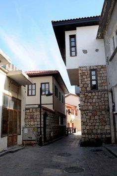 Kaleiçi Sokakları, Antalya, Türkiye