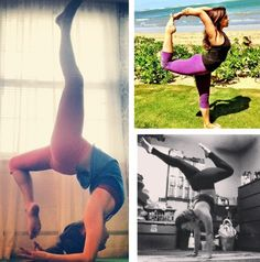 yogaglo on Somegram Facebook Banner, Move Your Body, Some Girls, View Photos, Yoga Poses, In This Moment, Clothing Ideas, Videos, People