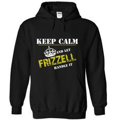 (Tshirt Amazing Produce) Let FRIZZELL Handle It Coupon 10% Hoodies, Funny Tee Shirts