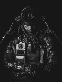 Samurai Back Tattoo, Oni Samurai, Japon Tokyo, Samurai Artwork, Planet Tattoos, Ghost Of Tsushima, Demon Tattoo, Video Game Art, Tattoo Ideas