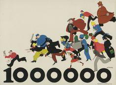 Julius Klinger, One Million, 1911