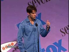 "[VIDEO] Jared Padalecki 2001 Teen Choice Awards Interview: ""One time at ten o'clock at night I went over to my girlfriend's house. She didn't know I was coming over - I was talking to her on the phone, and I went over to her house and we went and had a picnic in the park really late at night."""