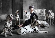 Cruella de Vil from #Disney's 101 Dalmatians by Margarita Kareva on 500px