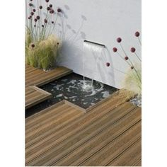 Image result for waterfall rill steel