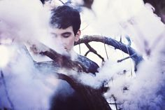 Smoke Bomb Portrait Photography: December by Gina Vasquez, Smoke Bomb Photography, Amazing Photography, Portrait Photography, Photography Ideas, Senior Pictures, Cool Pictures, Smoke Pictures, Boy Photo Shoot, Lens Flare