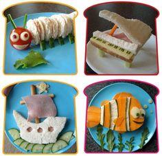 receta3 Cómo vestir y cómo entretener a los niños estas Pascuas.