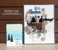 Sweet Stamp Shop - Double Take - Designer Michelle Yuen