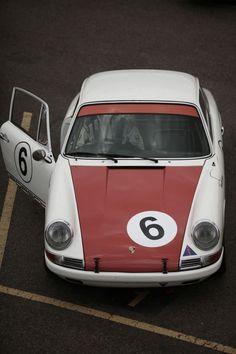 Porsche 911R replica