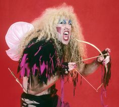 Enter to win this classic 1984 13x19 print of Twisted Sister's Dee Snider, signed by photographer Mark Weiss!