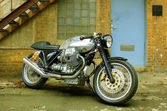 Beautiful Guzzi.