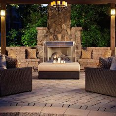 Serious backyard perfection! By Overstream Inc.