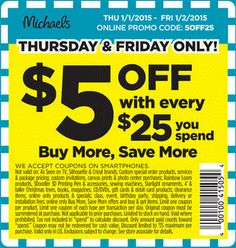 38 best coupons images on pinterest coupon coupons and salems lot off michaels coupon in store coupons promo codes 2017 fandeluxe Image collections