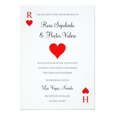 I want to say a big thank you to lucy ive enjoyed working with her las vegas casino poker playing card invitation stopboris Image collections