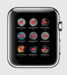 Apple Watch / Youtube