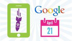 SEO Alarm: Google straft sites die niet 'mobielvriendelijk' zijn