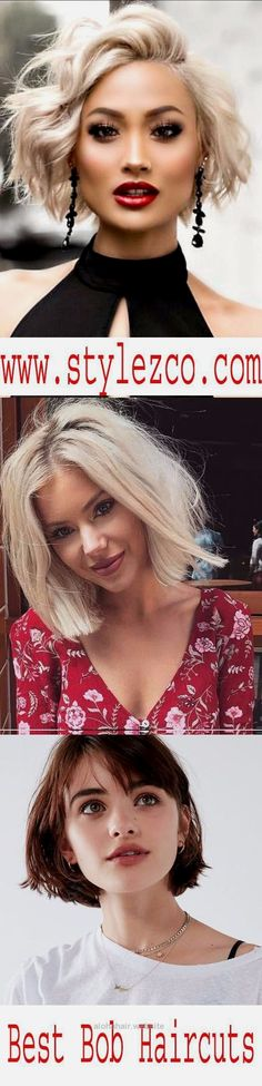 Check it out Bob Hairstyles and Haircuts for 2017. See here the best bob haircut ideas for women  The post  Bob Hairstyles and Haircuts for 2017. See here the best bob haircut ideas for wo…  appeare ..