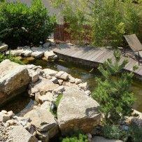 Gartenwahn in Schräglage: Wie stehts mit dem Bachlauf? | Gartenglück ...