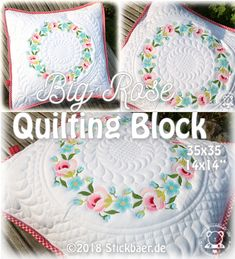 Big Rose Quilting Bl