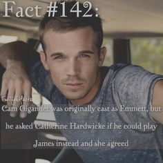 """804 Synes godt om, 7 kommentarer – Twilight Facts (@twilightfactss) på Instagram: """"~ I can't really see his as Emmett. I'm glad he decided to be James instead - Autumn…"""""""